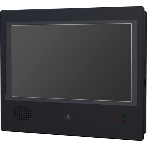 "Weldex 7"" IP Public View Monitor with 1.3MP Camera"