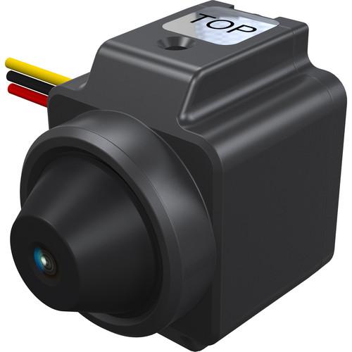 Weldex WDP-1305M2-LT 1.2MP Network Ultra-Miniature Camera (Left Entry Wiring)