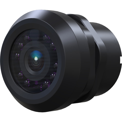 Weldex 2MP Full HD IP Flush Mount Outdoor Camera with 3.7mm Lens