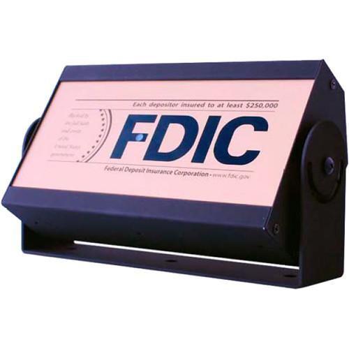 Weldex 3.2MP Network Covert FDIC Camera