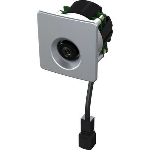 Weldex 2MP Network Mullion Camera with 2.9mm Lens (Silver)