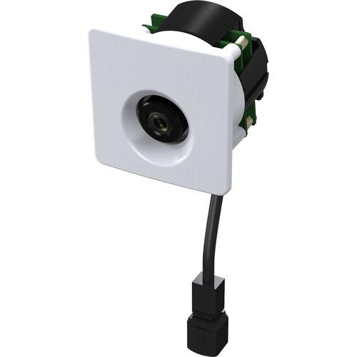 Weldex 2MP Network Mullion Camera with 2.9mm Lens (White)