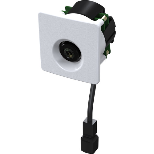 Weldex 2MP Network Mullion Camera with 2.9mm Lens (White)