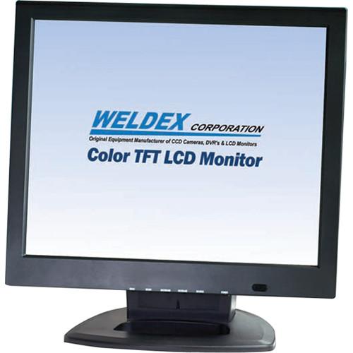 """Weldex WDL-1900M 19"""" TFT LCD Flat Screen Monitor"""