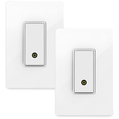 WEMO Smart Light Switch (2-Pack)