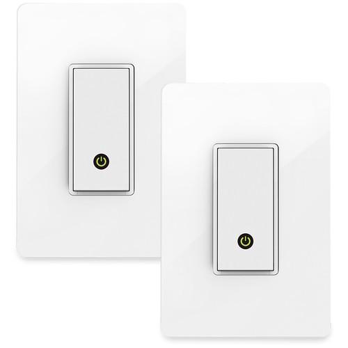 WEMO Smart Light Switch (2-Pack)