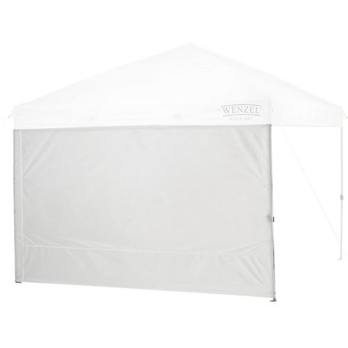 Wenzel Sun Screen/Windbreak Wall for 10x10' Smartshade Canopy (White)