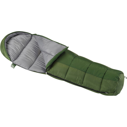 Wenzel Backyard 30° Sleeping Bag (Green)