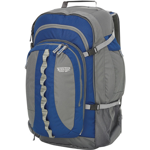 Wenzel Traveler Pack (Blue)