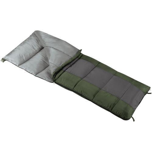 Wenzel Fireside 50 Sleeping Bag (Green)