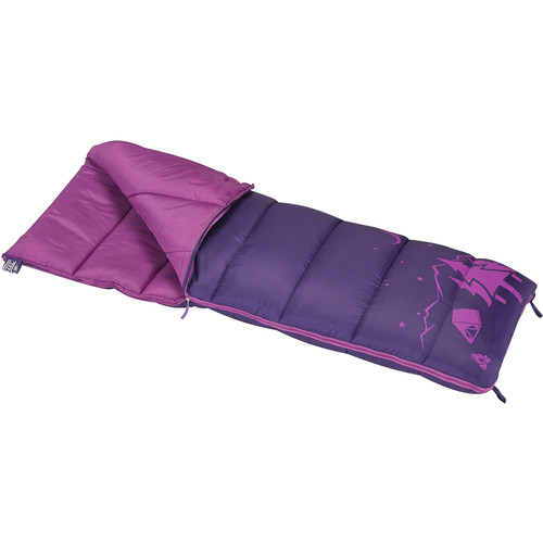 Wenzel Wanderer Sleeping Bag (Girls')