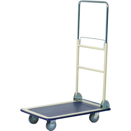 Wesco Telescoping Handle Platform Truck