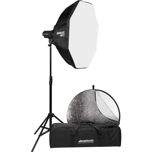 Westcott Erin Manning Strobelite Plus 1-Light Kit