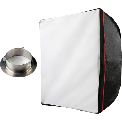 "Westcott 24x24"" Soft Box with Bowens S-Type Adapter Ring"
