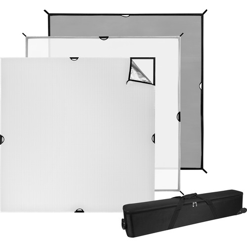 Westcott Scrim Jim Cine Video Kit (6 x 6')