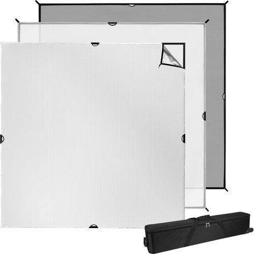 Westcott Scrim Jim Cine Video Kit (8 x 8')