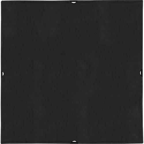 Westcott Scrim Jim Cine Solid Black Block Fabric (6 x 6')