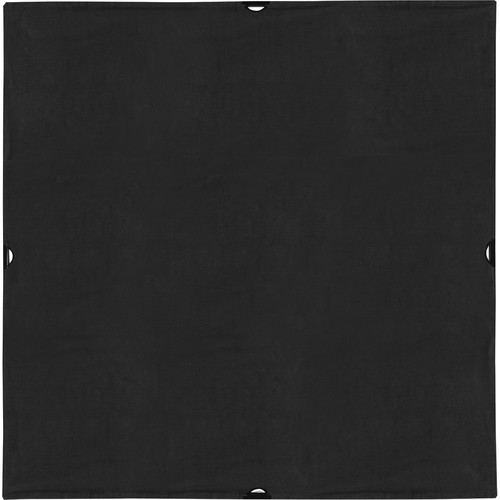 Westcott Scrim Jim Cine Solid Black Block Fabric (6 x 6')