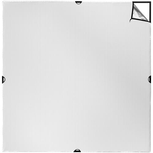 Westcott Scrim Jim Cine Silver/White Bounce Fabric (8 x 8')