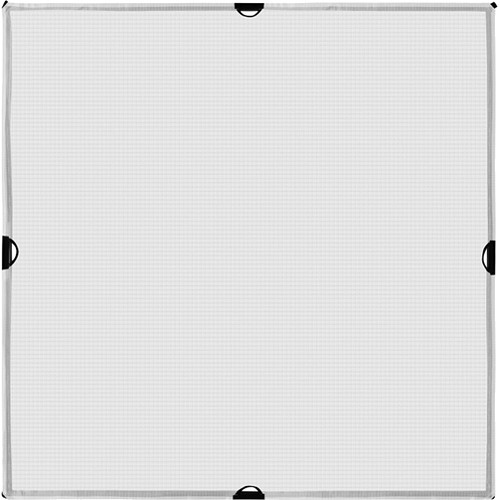 Westcott Scrim Jim Cine 1/2-Stop Grid Cloth Diffuser Fabric (4 x 4')