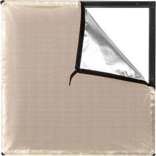 Westcott Scrim Jim Cine Sunlight/Silver Bounce Fabric (2 x 2')