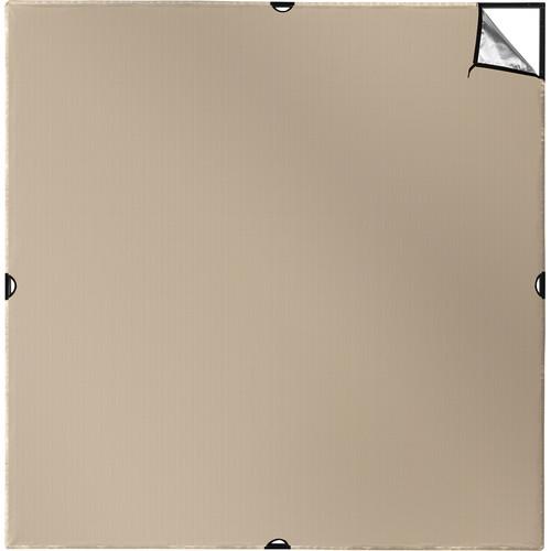Westcott Scrim Jim Cine Sunlight/Silver Bounce Fabric (8 x 8')