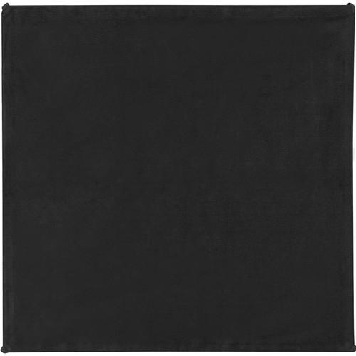 Westcott Scrim Jim Cine Solid Black Block Fabric (2 x 2')