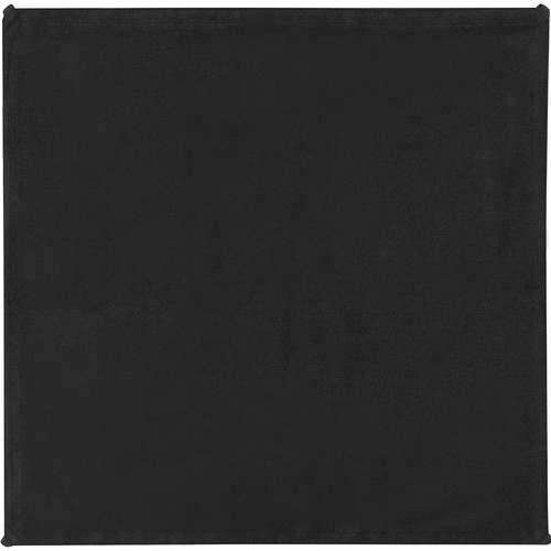 Westcott Scrim Jim Cine Solid Black Block Fabric (2 x 2')