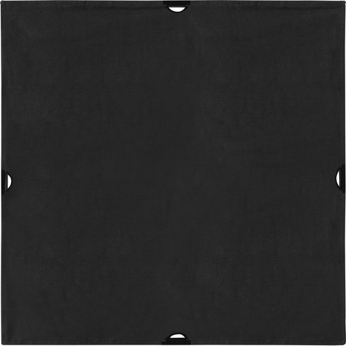 Westcott Scrim Jim Cine Solid Black Block Fabric (4 x 4')