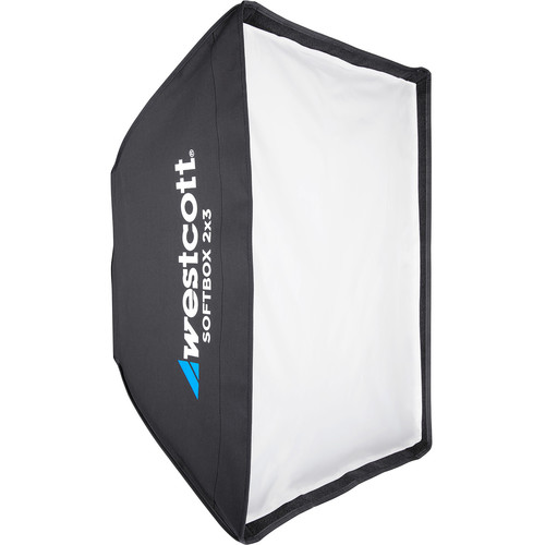 Westcott Softbox 2x3 with Silver Interior