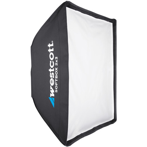 Westcott Softbox 2x3 with White Interior