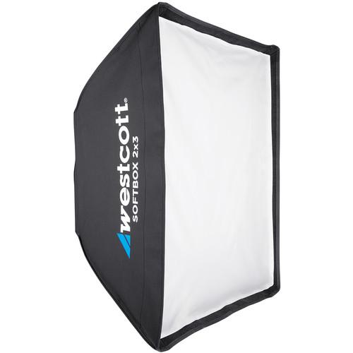 Westcott Softbox 2x3 with White Interior