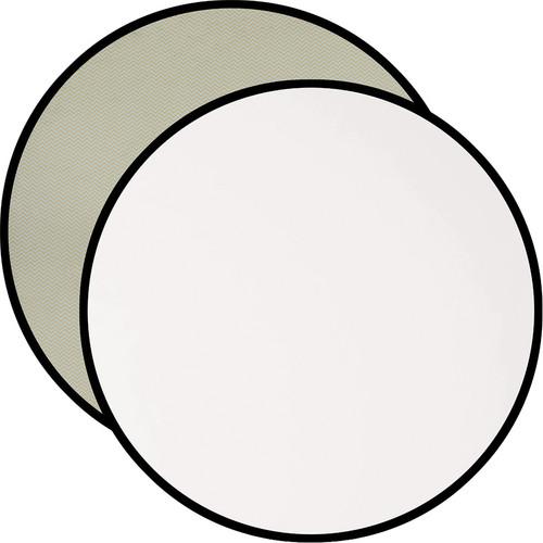"""Westcott Sunlight/White 20"""" 2-in-1 Reflector"""