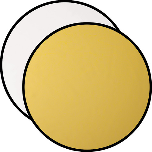 "Westcott Gold/White 30"" 2-in-1 Reflector"