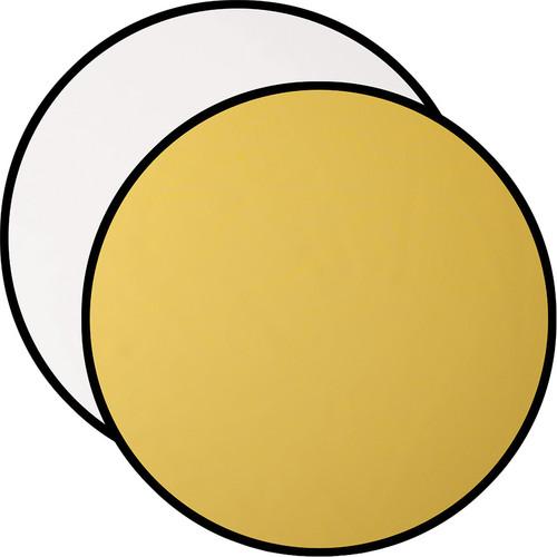 "Westcott Gold/White 30"" 2-in-1 Reflector"