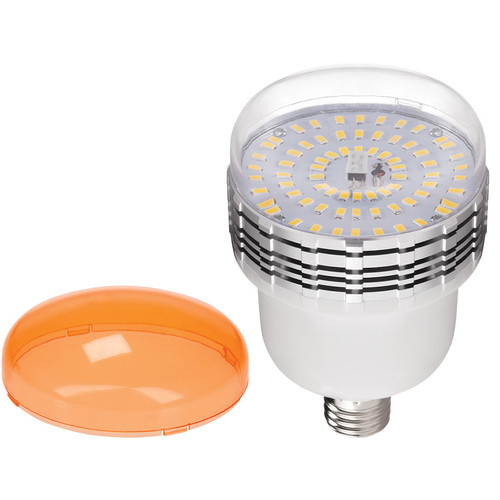 Westcott 45W Dimmable Daylight LED Bulb with Tungsten Cap
