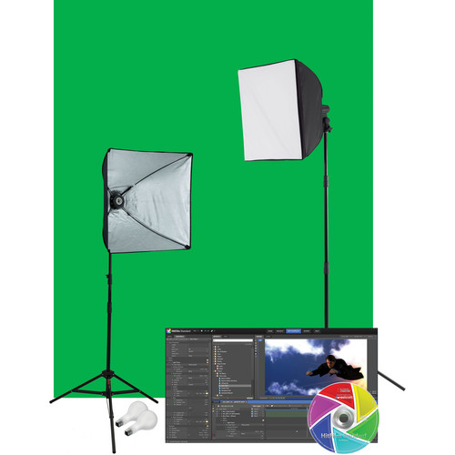 Westcott Illusions uLite 2-Light Video Lighting Kit (220VAC)