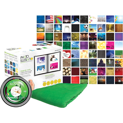Westcott Green Screen Photo Software Bundle (Lite)