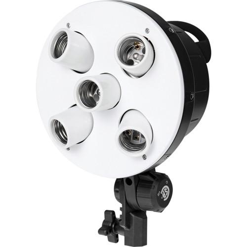 Westcott D5 5-Socket Light Head