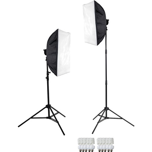 Westcott 2-Light Daylight D5 Softbox Kit