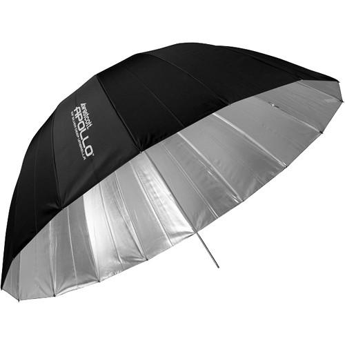 "Westcott Apollo Deep Umbrella (Silver, 53"")"