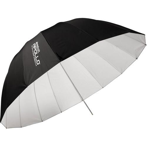 """Westcott Apollo Deep Umbrella (White, 53"""")"""