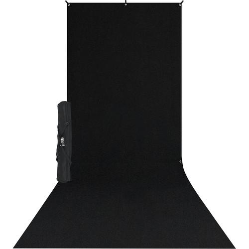 Westcott X-Drop Kit (5 x 12', Black)
