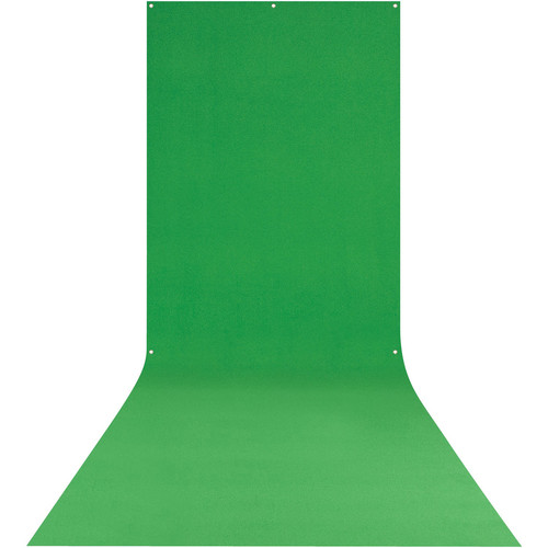 Westcott X-Drop Background (5 x 12', Green Screen)