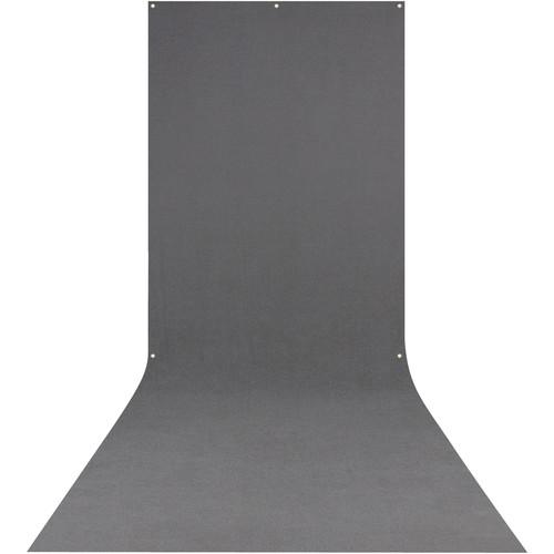 Westcott X-Drop Background (5 x 12', Neutral Gray)