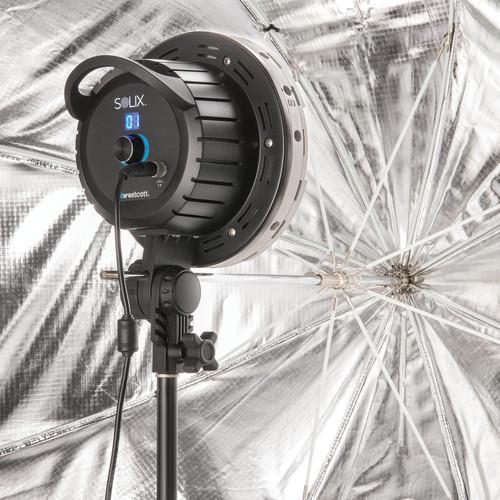 Westcott Westcott Solix LED Apollo Orb 1-Light Kit
