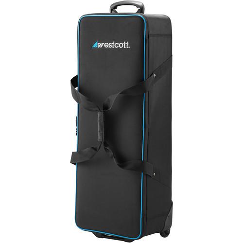 Westcott Flex Soft Wheeled Travel Case