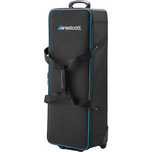 Westcott Soft-Wheeled Gear Case for FJ400 or Flex Cine Kits (Black)