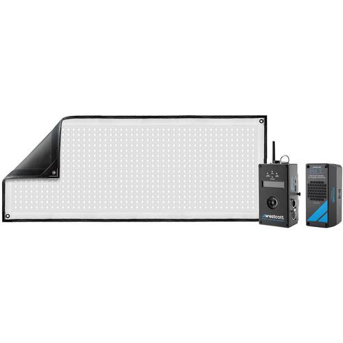 Westcott Flex Cine DMX Daylight Mat 1-Light Set (1 x 3')