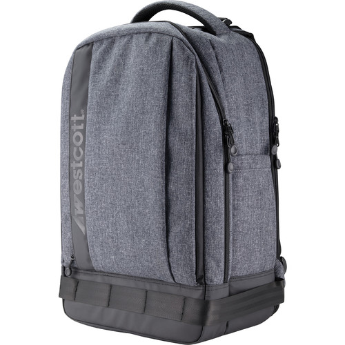 Westcott Lite Traveler Backpack (Black/Gray)